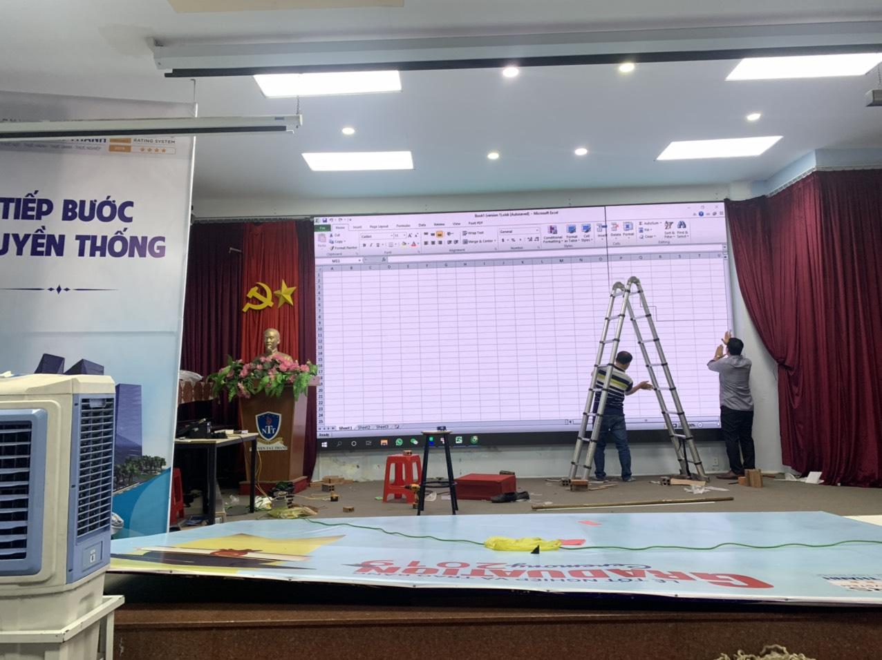 Bán màn hình led p2 trong nhà tại Hồ Chí Minh