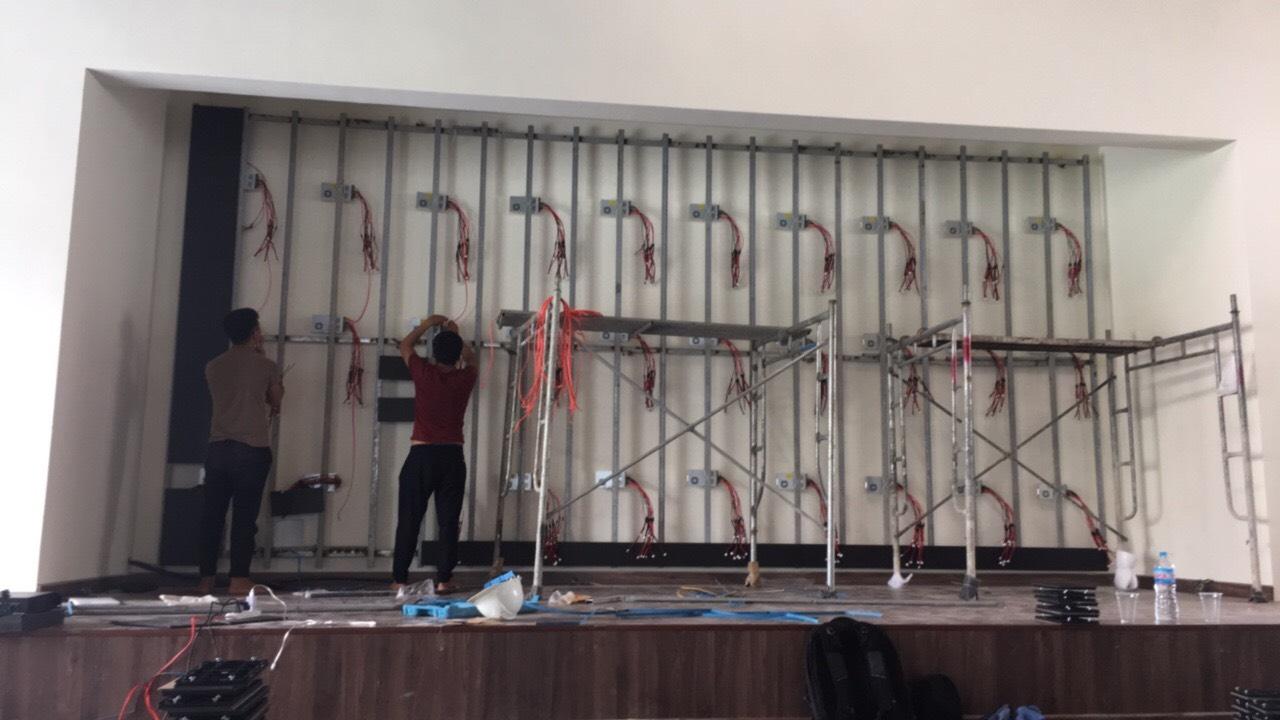 Màn hình led P3 ngoài trời chính hãng tại TP. Hồ Chí Minh