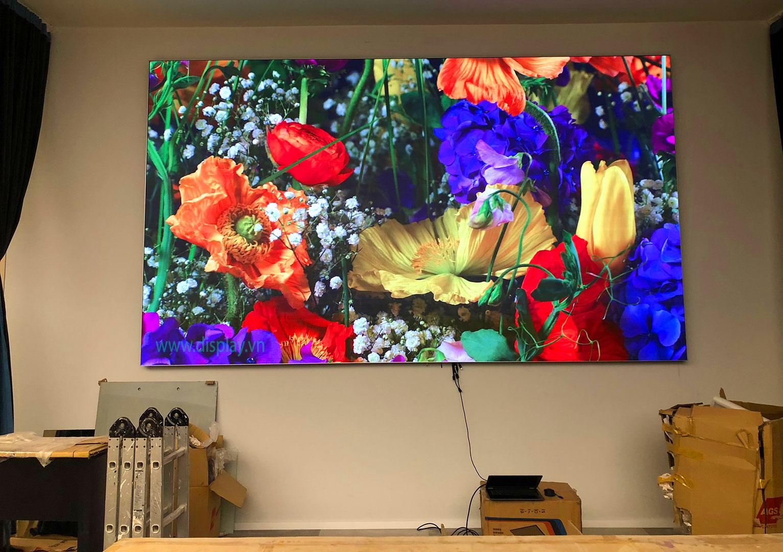 Phân loại màn hình led theo kích thước.