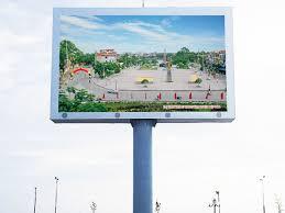 màn hình LED quảng cáo
