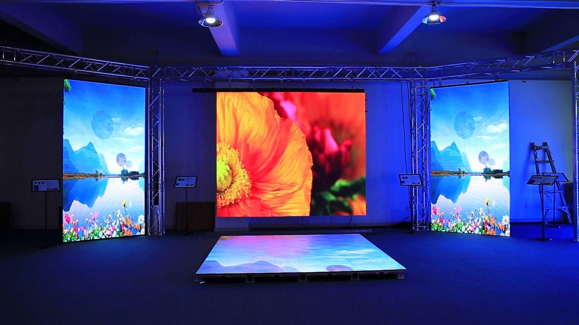 Tham khảo giá màn hình led hội trường các loại tại Soutech.